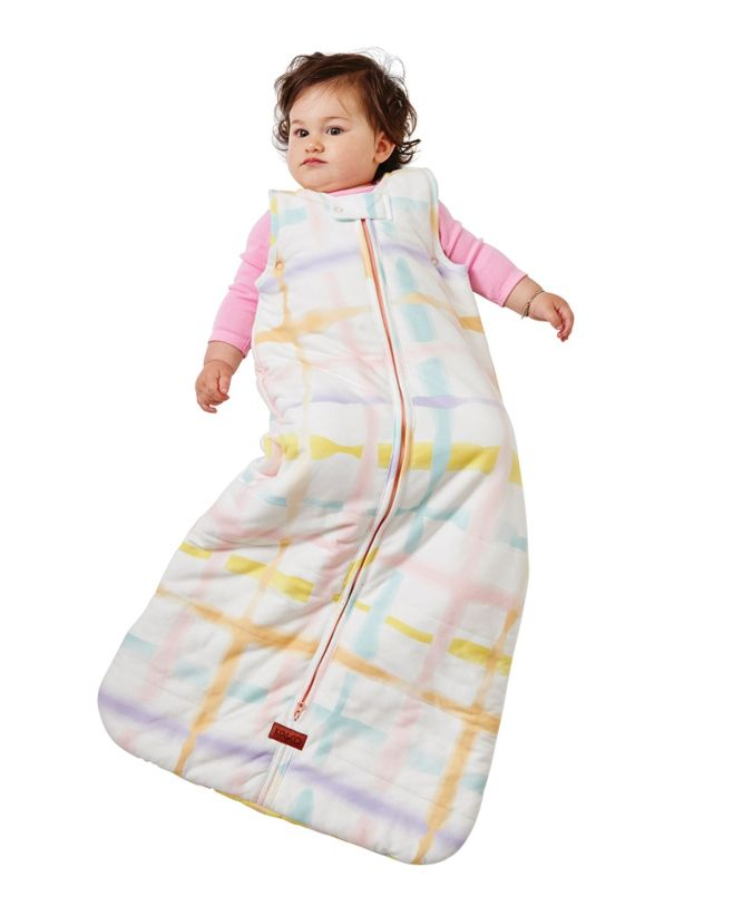 Kip & Co - Inky Winky Pastel Sleep Sack 1.0 Tog