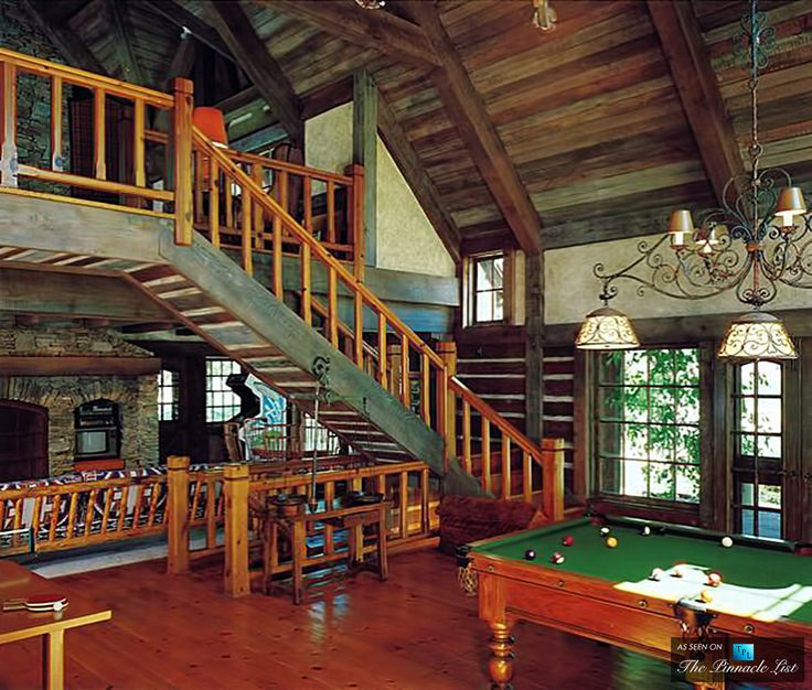 Games Room - Michael Jacksons Neverland Valley Ranch - 5225 Figueroa Mountain Road, Los Olivos, CA