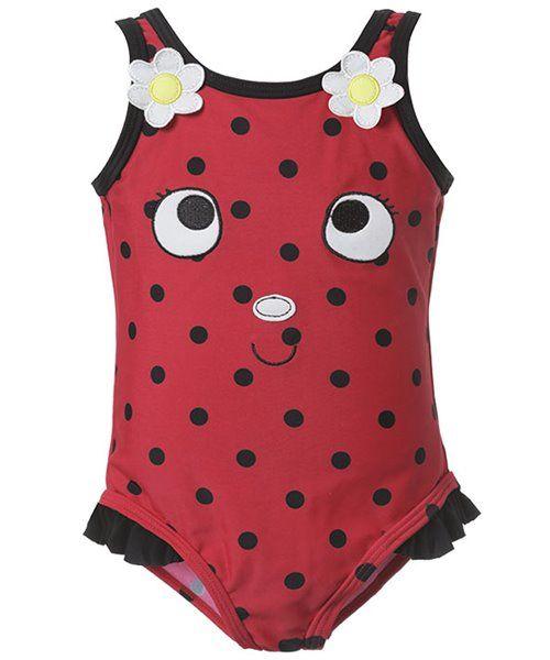 Βρεφικο Παιδικο μαγιο ολοσωμο για κοριτσι Swimmy Energiers (35-217301-8)