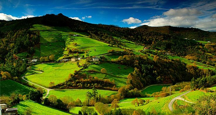 Los Pueblos Ejemplares de Asturias. #naturaleza #nature #turismo #tourism #Asturias #ParaisoNatural #Spain