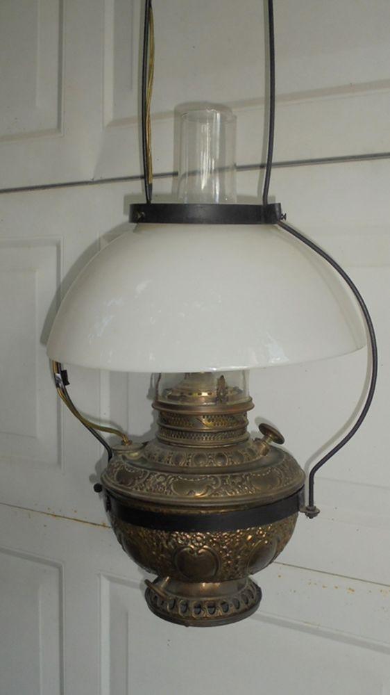 209 Best Antique Lamps Images On Pinterest Antique Lamps