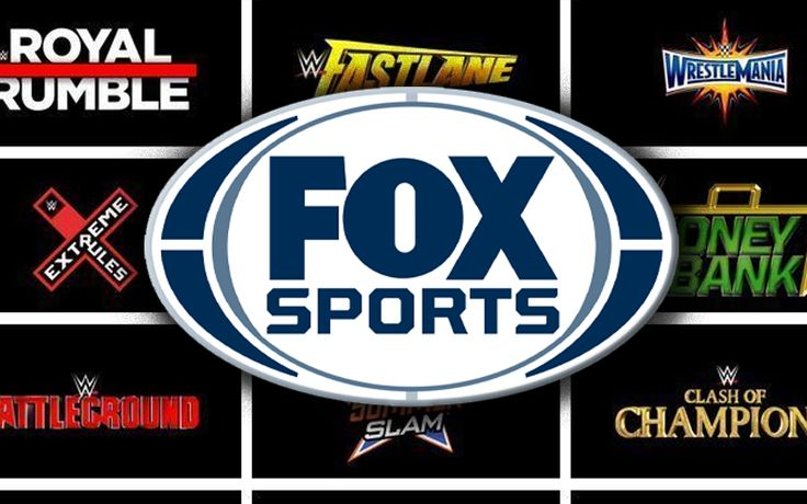 WWE & FOX Sports Team Up For Massive Spring Schedule in