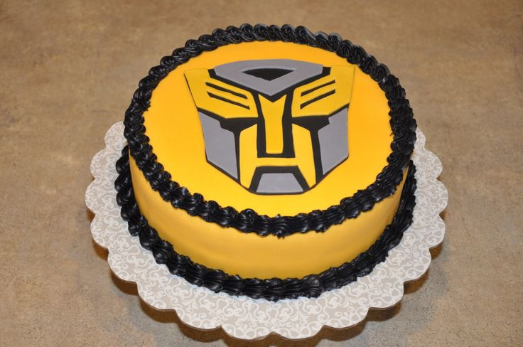 Transformer cake by Cake Creations by Christina