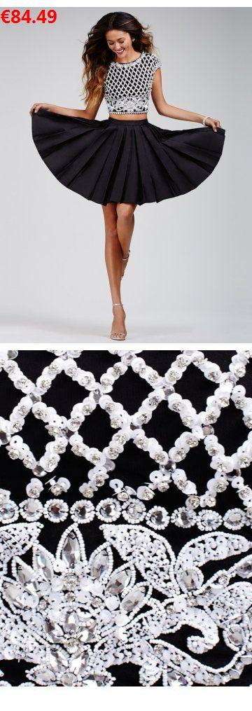101 best Kleider images on Pinterest | Short prom dresses, Ballroom ...