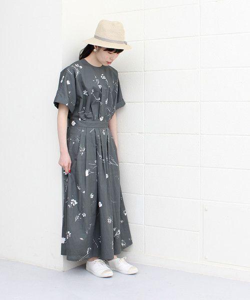 AMBIDEX loja Livro Marketing] ○ Kibana dobra de impressão Dress (F Verde): Bulle de Savon