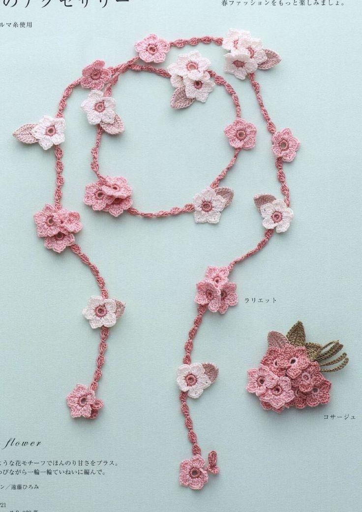 #ClippedOnIssuu from Asahi Original Crochet Lace Cafe 2014