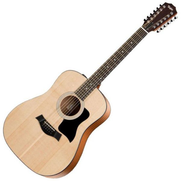 Taylor 150e 12 String Dreadnought Electro-Acoustic Guitar at Gear4Music.com