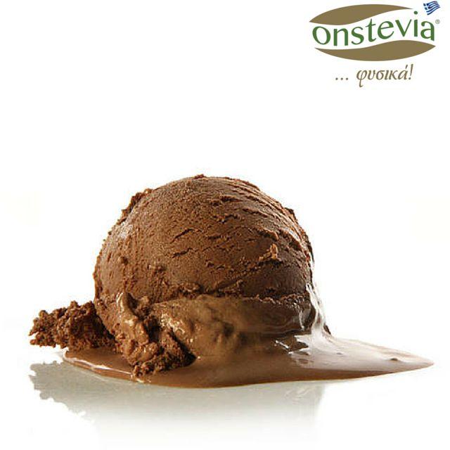 Παγωτό σοκολάτα με Στεβια! Δοκιμάστε αυτή την υπέροχη συνταγή με γλυκαντικό onstevia! Απολαύστε δίχως φόβο για θερμίδες! Βρείτε όλα μας τα προϊόντα εδώ: toprotoeshop.gr και εδώ: www.inovia.gr #stevia #sweet #nosugar #icecream #summer #chocolate