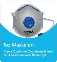 İş Güvenliği Toz Maskeleri