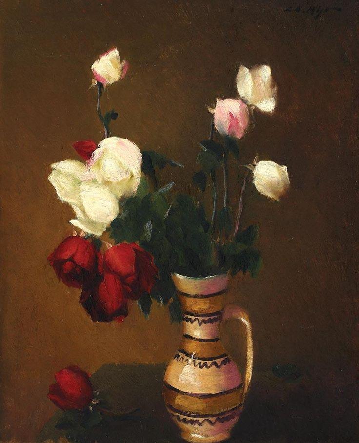 Leon Biju - Canceu cu Trandafiri