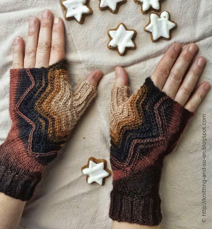 131 besten rękawiczki mitenki Bilder auf Pinterest | Fingerlose ...