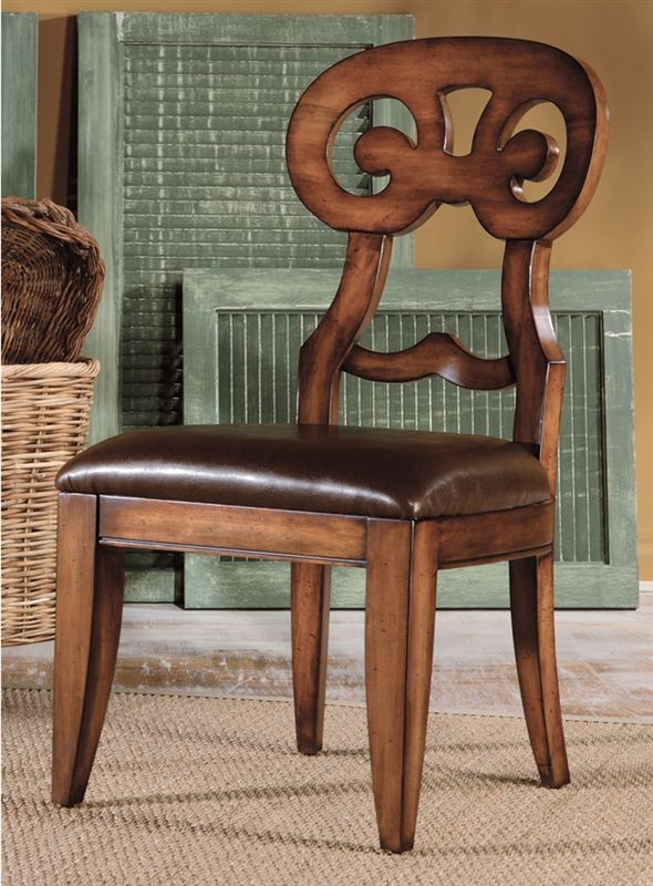 Hekman Furniture   Accents Side Chair   Set Of 2