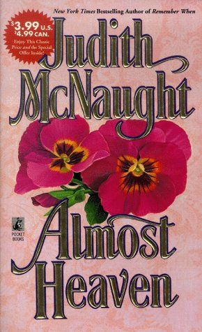 """This was the 4th McNaught book to catch my interest. In fact, it was this very same cover...check out that price in the upper left corner. I was always grateful that Judith McNaught was not a fan of the """"bodice-ripper"""" covers and insisted on something different."""