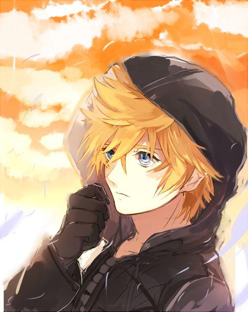 Roxas Kingdom Hearts