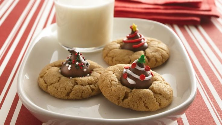 Watch for smiles and plenty of hugs when you pass a tray of favorite chocolate and peanut butter cookies.