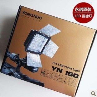 Уп-160 привело фотографии свет dv видеокамер лампа свадебные фонари 160 16 компл.