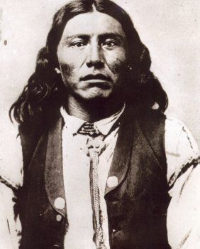 """Cochise (/koʊˈtʃiːs/; Cheis or A-da-tli-chi, in Apache K'uu-ch'ish """"oak""""; c. 1805 – June 8, 1874) was leader of the Chihuicahui local group of the Chokonen (""""central"""" or """"real"""" Chiricahua) and principal chief (or nantan) of the Chokonen band of the Chiricahua Apache and the leader of an uprising that began in 1861. Cochise County, Arizona is named after him."""