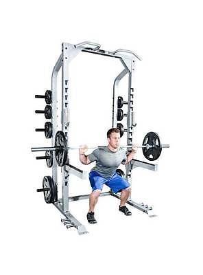 Weight Storage 179819: Champion Half Rack With Platform [Id 3357768] -> BUY IT NOW ONLY: $1680.89 on eBay!