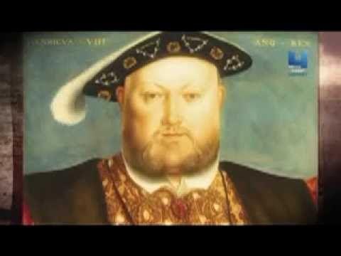 Частная жизнь Тюдоров / 2 серия: Генрих VIII - Король-тиран - YouTube