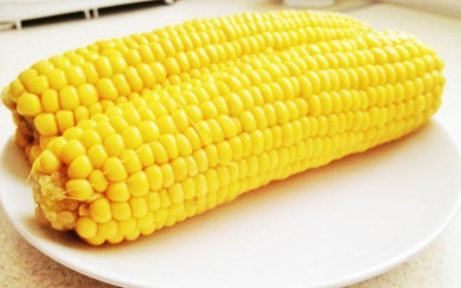 Beneficiile consumului de porumb fiert