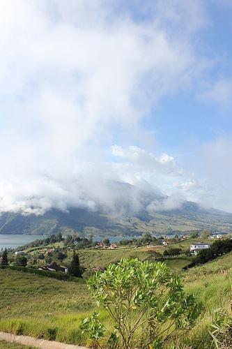 #SoyColombiaPorque Lago Calima, Valle del Cauca