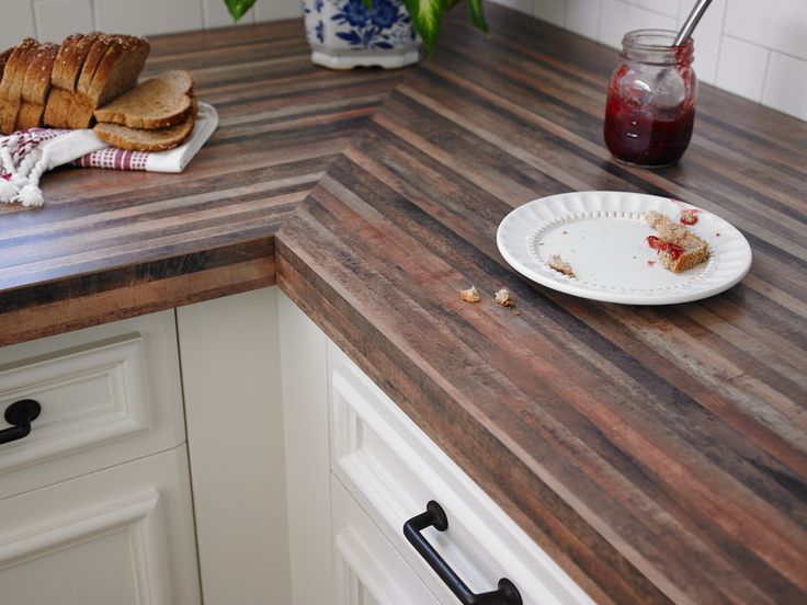 Trend  E  A Stunning Woods Eye Catching Wood Using Contrasting Colors And Heavy Graining Continue