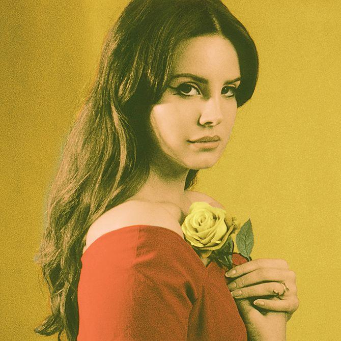 Lana Del Rey - Honeymoon - Neil Krug