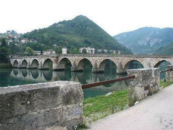 Mimar Sinan - Drina köprüsü, Bosna Hersek