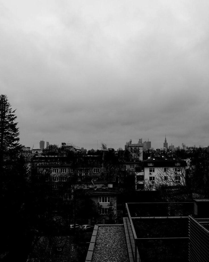 #beznadziejnapogoda #warszawa #bw #siedzieć #mokotow #mordor blisko #urlopwdomu