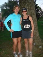 Kathrine and Sarah Bowen Shea of Another Mother Runner