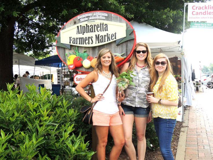 Alpharetta girls