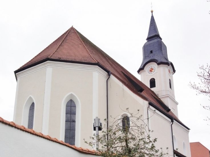 Exterior of Parish Church, Good Friday