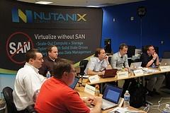 Nutanix presents at Tech Field Day 8