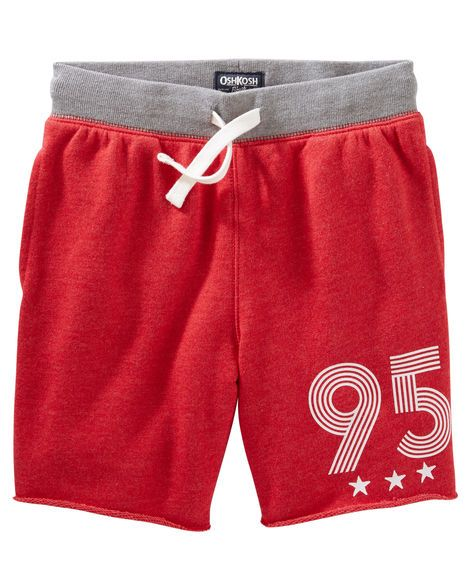 Kid Boy Varsity Shorts from OshKosh B'gosh. Shop clothing & accessories from a trusted name in kids, toddlers, and baby clothes.