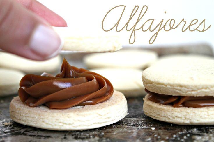 Alfajores Argentinos - Classic Argentinean Alfajores Cookies