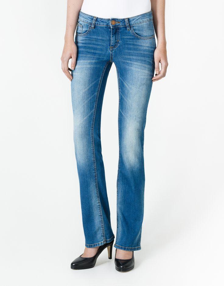 Seppälä bootcut jeans