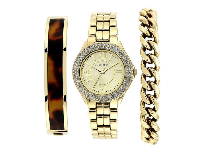 Reloj Anne Klein Tortoise & Horn-Liverpool es parte de MI vida