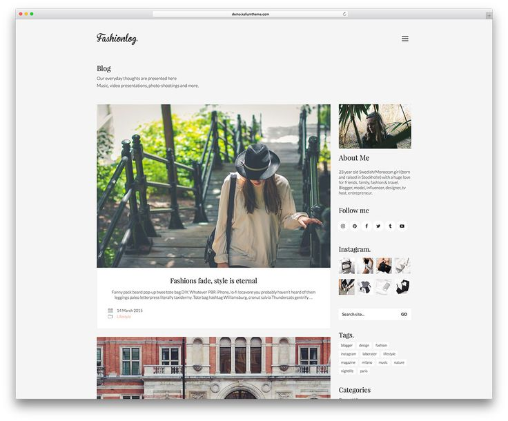 10 best Wordpress Themes images on Pinterest Editorial
