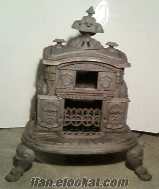 Antique stove http://ilan.elookat.com/ilan-Antika-Dokum-Soba-Odun-Sobasi-Komur-Sobasi-uasuAAN-2967835.htm