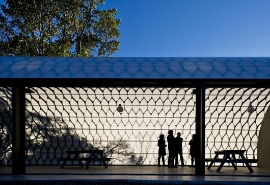 Wellington Zoo Hub & Kamalas Pavilion   Assembly Architects Limited; Photo: Mike Heydon   Bustler