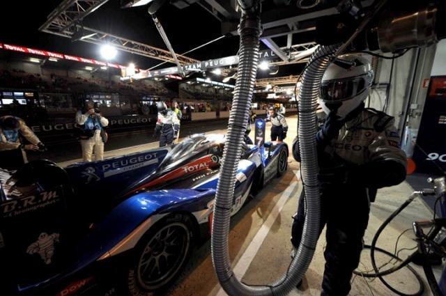 2011 Le Mans Qualifying