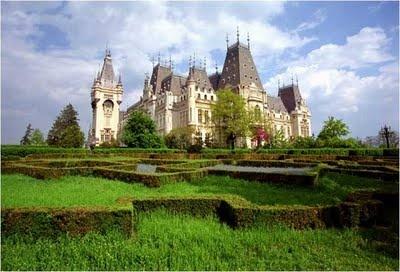 Palatul Culturii, Iaşi, România