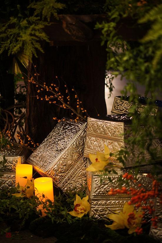 wedding decoration, by stupa caspea, indonesia