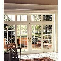 Wood & Clad Sliding French Doors from Marvin