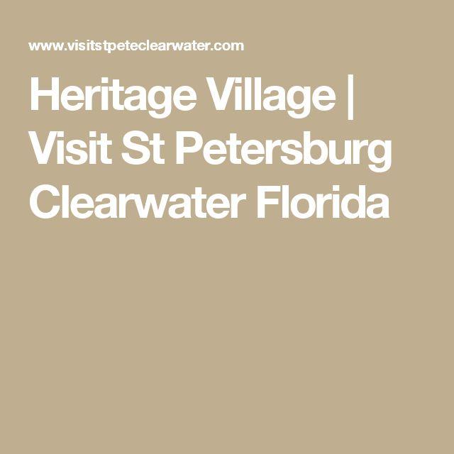 Heritage Village | Visit St Petersburg Clearwater Florida