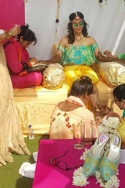 Kishwar Merchant Reception Pics