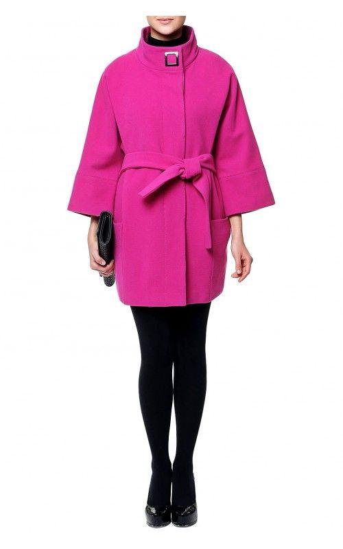 Пальто шерстяное (артикул:96271000) Le Monique