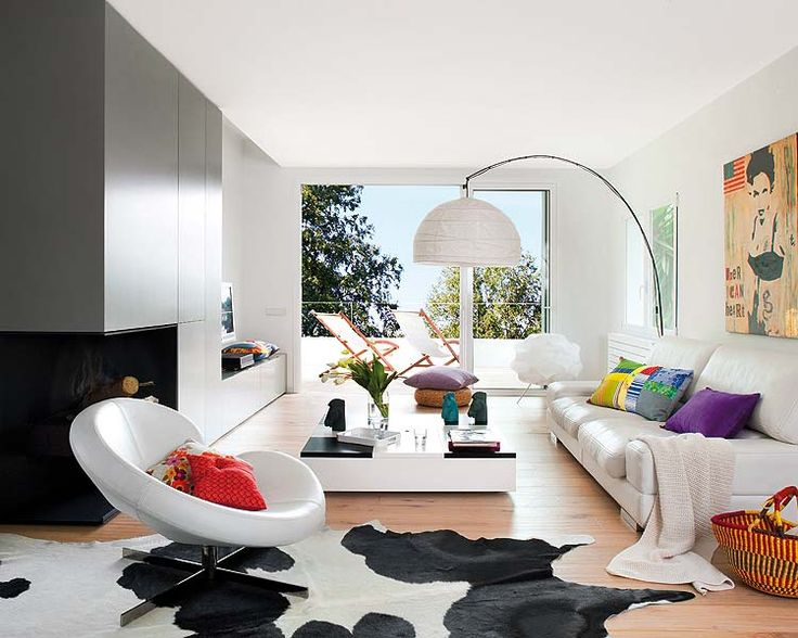 197 best Tapetes couro images on Pinterest Cowhide rugs - tapete modern