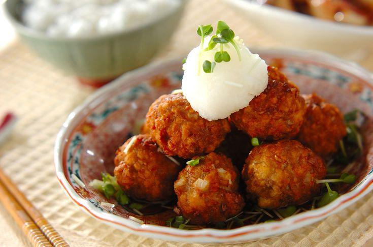 みんな大好きお弁当にも使えるごちそうミートボール肉団子レシピ