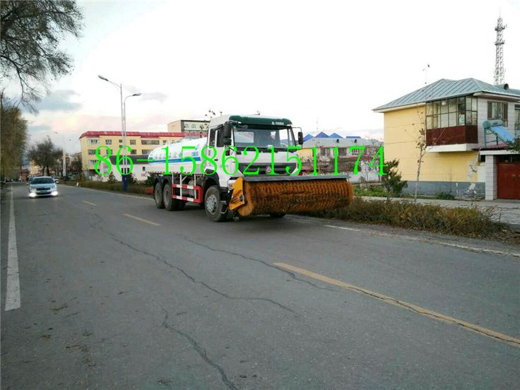 truck road sweeper,road cleaning machine